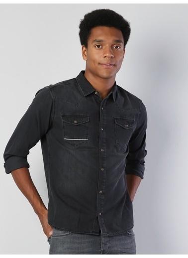 Colin's Jean Gömlek Siyah